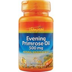 EVENING PRIMROSE OIL 500MG  30 SOFTGEL