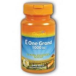 VITAMIN E ONE GRAND 1000 IU  30 TABLET
