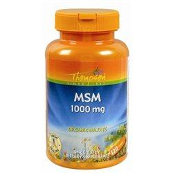 MSM 1000mg  120 tablet