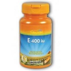 VITAMIN E 400 IU WITH MIXED TOCOPHEROLS  30 SOFTGEL