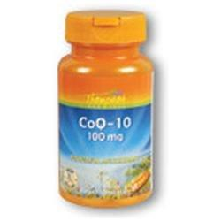 COQ10 100MG  30 SOFTGEL