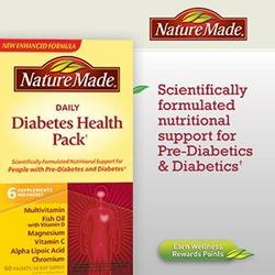 DIABETES HEALTH PACK -  60 PACKETS