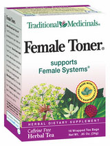 FEMALE TONER TEA  16 BAG