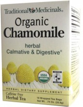 ORGANIC CHAMOMILE TEA  16 BAG