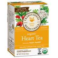 HEART TEA WITH HAWTHORN  16 BAG