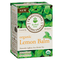 LEMON BALM TEA  16 BAG