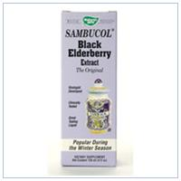 SAMBUCOL REGULAR SYRUP 4 FL OZ