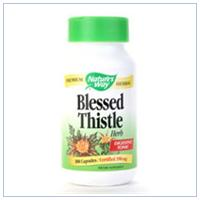 BLESSED THISTLE 100 CAPS