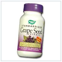 GRAPE SEED EXT,STANDARDZD 30 CT