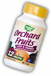 ORCHARD FRUITS 60 CAPS