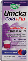UMCKA COLD&FLU BERRY SYRP 4 OZ