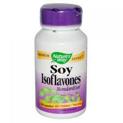 SOY ISOFLAVONE STANDARDIZED 60 CAPS