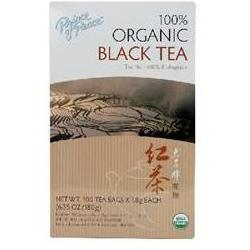 ORGANIC BLACK TEA  100 BAG