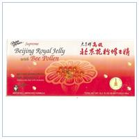 ROYAL JELLY W/BEE POLLEN 30X10CC