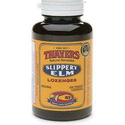 SLIPPERY ELM LOZENGES PLAIN  150 LOZ