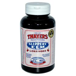 SLIPPERY ELM LOZENGES CHERRY  150 LOZ