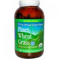 WHEAT GRASS 500MG 100 TB