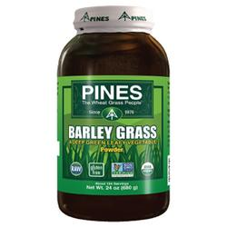 GREEN ENERGY BARLEY GRASS POWDER 190 SERVINGS  24 OZ