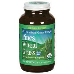 WHEAT GRASS JUICE POWDER  8 OZ