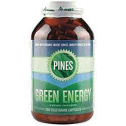 GREEN ENERGY  260 CAP