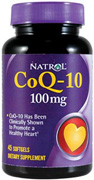 COQ10 100MG 60 SOFTGELS