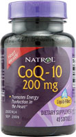 COQ-10 200MG 45 SOFTGELS 45 SGEL