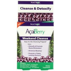 ACAIBERRY WEEKEND CLEANSE  1 KIT