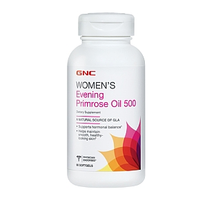 WOMEN'S EVENING PRIMROSE OIL 500MG 90 SOFTGELS