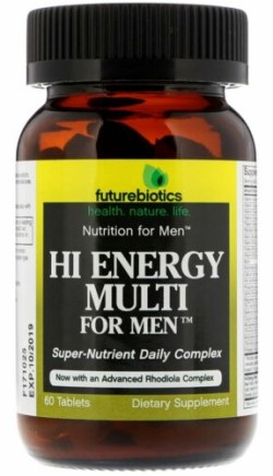 MULTI VITAMIN + MEN 60
