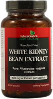 WHITE KIDNEY BEAN EXTRACT-LARGE SIZE  200 CAP