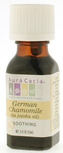 Precious Essentials Oil German Chamomile w/Jojoba 0.5 oz