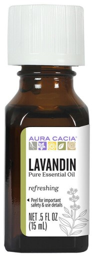 Essential Oil Lavandin (lavandula intermedia) 0.5 oz