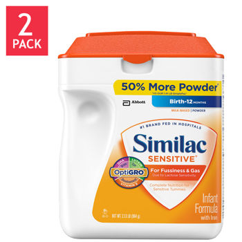 Similac Advance Sensitive 2-pack  34 oz.