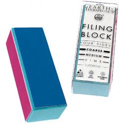 FOUR SURFACE FILING BLOCK  1 UNIT