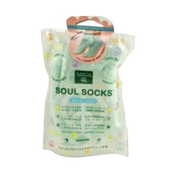 SOUL SOCKS-MINT GREEN  1 UNIT