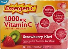Emergen-C Strawberry Kiwi  30 小包