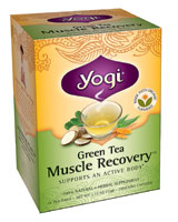 GREEN TEA MUSCLE RECOVERY  16 BAG