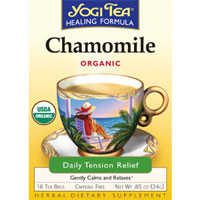 ORG CHAMOMILE 16 BAG