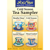 COLD SEASON SAMPLER 16 BAG