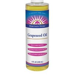 GRAPESEED OIL  8 OZ