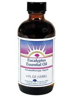 EUCALYPTUS ESSENTIAL OIL  4 OZ
