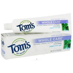 TOOTHPASTE ANTICAVITY WHITENING FLUORIDE GEL PEPPERMINT  5.5 OZ