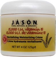 VITAMIN E CREAM 5000 IU 4 OZ