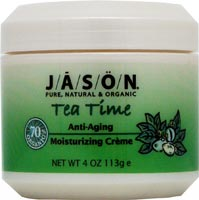 TEA TIME GREEN TEA MOIST 4 OZ