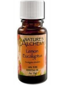 LEMON EUCALYPTUS  0.5 OZ