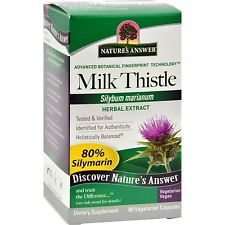 MILK THISTLE SEED EXTRACT STD VEGETARIAN 60CP