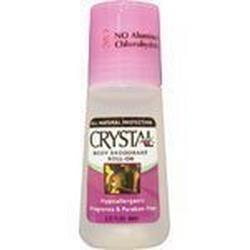 CRYSTL BODY,ROLL-ON DEOD 2.25 OZ