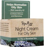 OILY SKIN NIGHT CREAM  0.75 OZ