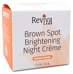 BROWN SPOT NIGHT CREAM 1.5 OZ