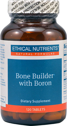 BONE BUILDER WITH BORON  120 TABLET